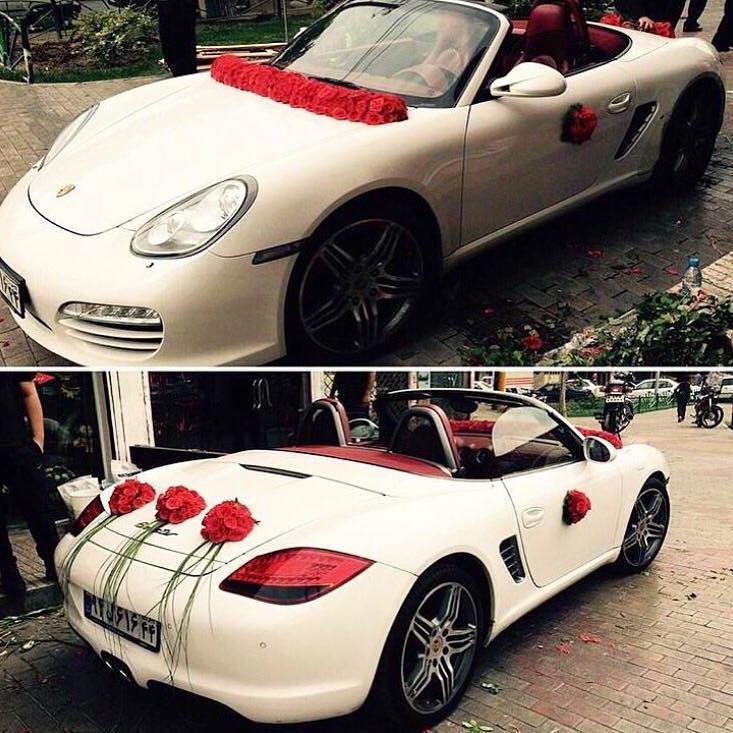 کرایه ماشین عروس در تهران برای مشاهده قیمت های خودروها به