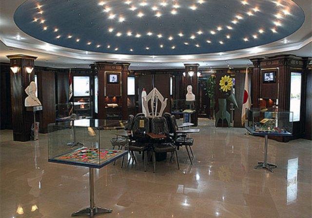 موزه صلح تهران-اجاره خودرو-اجاره ماشین